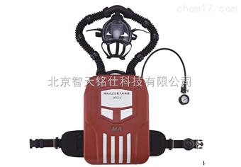HYZ4隔绝式正压囊式氧气呼吸器自救器