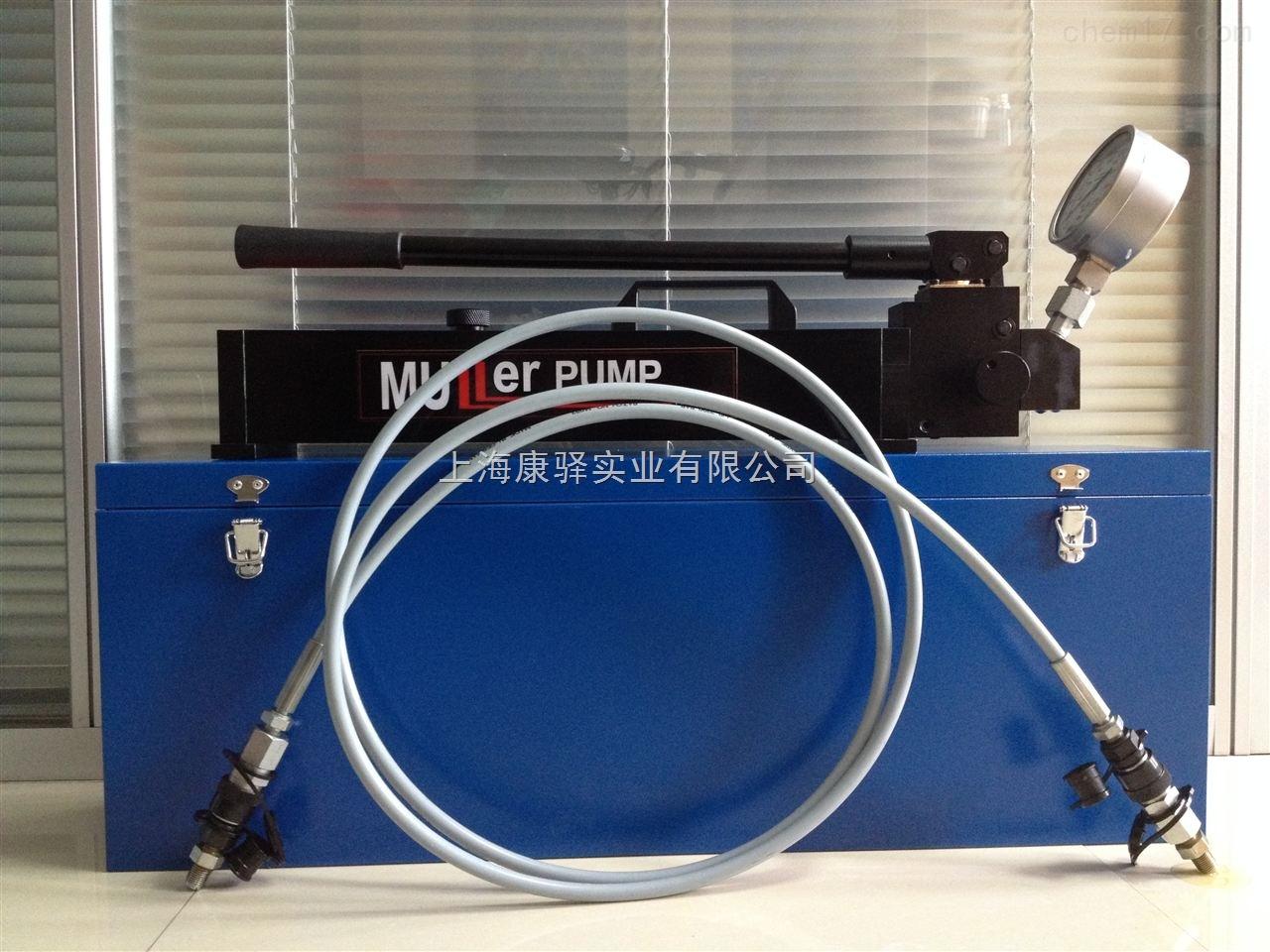 进口超高压手动泵
