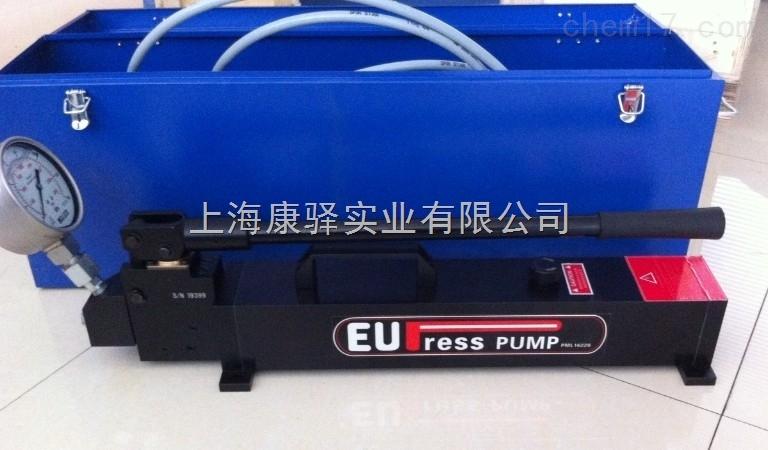 手动打压泵价格手动泵厂家超高压手动液压泵