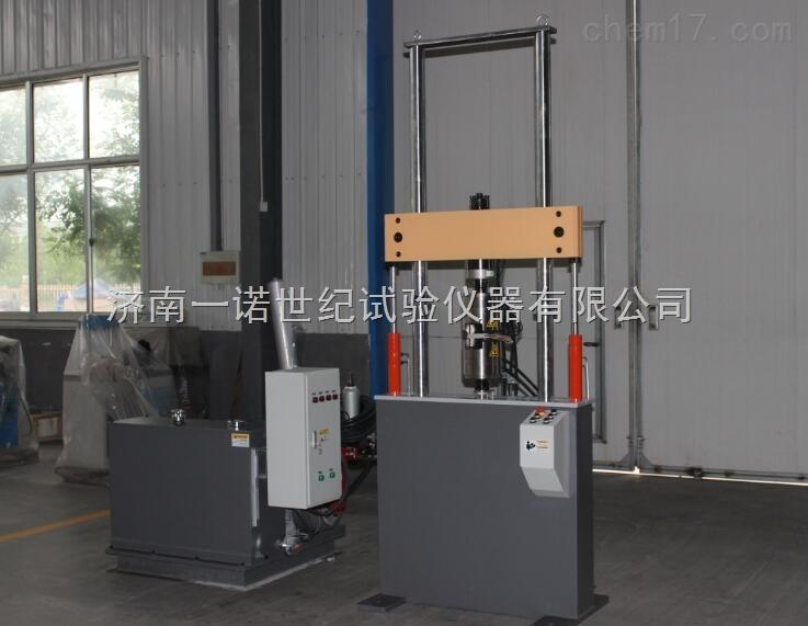 一诺WAW-300微机控制电液伺服液压万能试验机