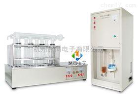 廣州市菠萝蜜app成年视频品牌定氮儀蒸餾器JTKDN-C操作說明