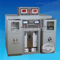 SYD-6536B-1石油產品蒸餾試驗器  香蕉视频下载app污最新版破解版儀器 SYD-6536B-1低溫雙管式蒸餾試驗器