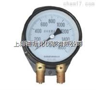 YZS-102双针压力表0-1.6MpaYZS-102