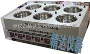 HCJ-6D6孔獨立恒溫水浴異步磁力攪拌器