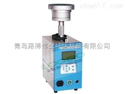 120F厂家直销颗粒物采样器配备玻璃纤维滤膜购买