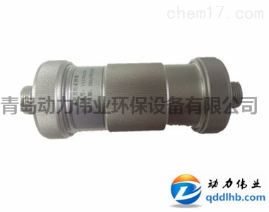 玻璃套筒多环芳烃(SVOCs)采样罐是如何连接大气颗粒物采样器的