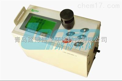 LD-5C可更换的粒子切割器   LD-5C型微电脑激光粉尘仪   在线粉尘仪