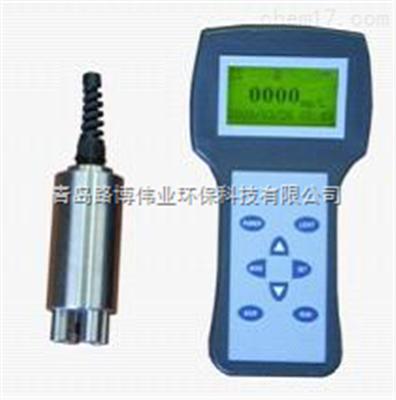 路博LBS-100A便携式污泥浓度计LBS-100A悬浮物测定仪污泥9999mg/