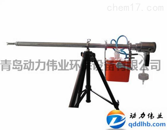 重金属采样枪的工作原理 固定污染源烟气采样器