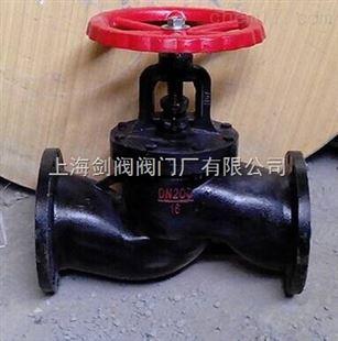 j41t j41t铸铁法兰截止阀图片