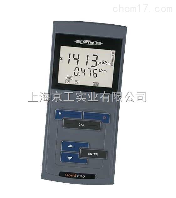 wtw便携电导率仪Cond 3110