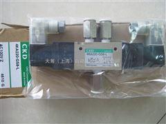 CKD电磁阀4KA220-GS8-L-AC100V