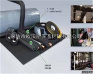 橡塑保温管生产厂家 铝箔贴面产品