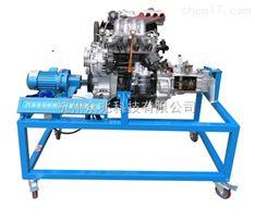 汽油发动机附手动变速器解剖台