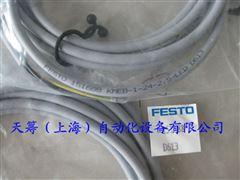 FESTO带电缆的插头插座KMEB-1-24-2,5-LED