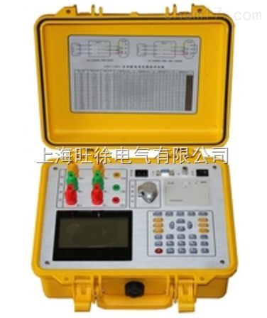 GL-506A变压器容量特性测试仪(5.7寸彩屏)