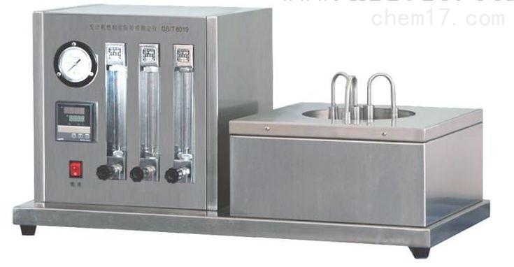 BSY-156实际胶质测定仪(喷射蒸发法)使用方法