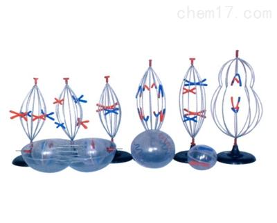 细胞有丝减数分裂(9部件) 生物模型