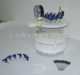 深圳12通路JTCQ-12B圆形固相萃取仪生产厂家、超值低价