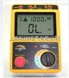 AR907-1000V绝缘电阻测试仪供应