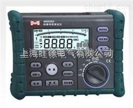 MS5203数字绝缘电阻测试仪造型