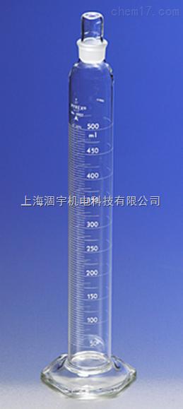 进口美国PYREX玻璃A级量筒