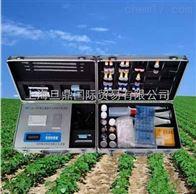 上海旦鼎TRF-QXM全项目土壤肥料速测仪 土壤全项目检测仪