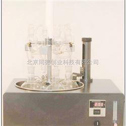 全自动水质硫化物酸化吹气仪