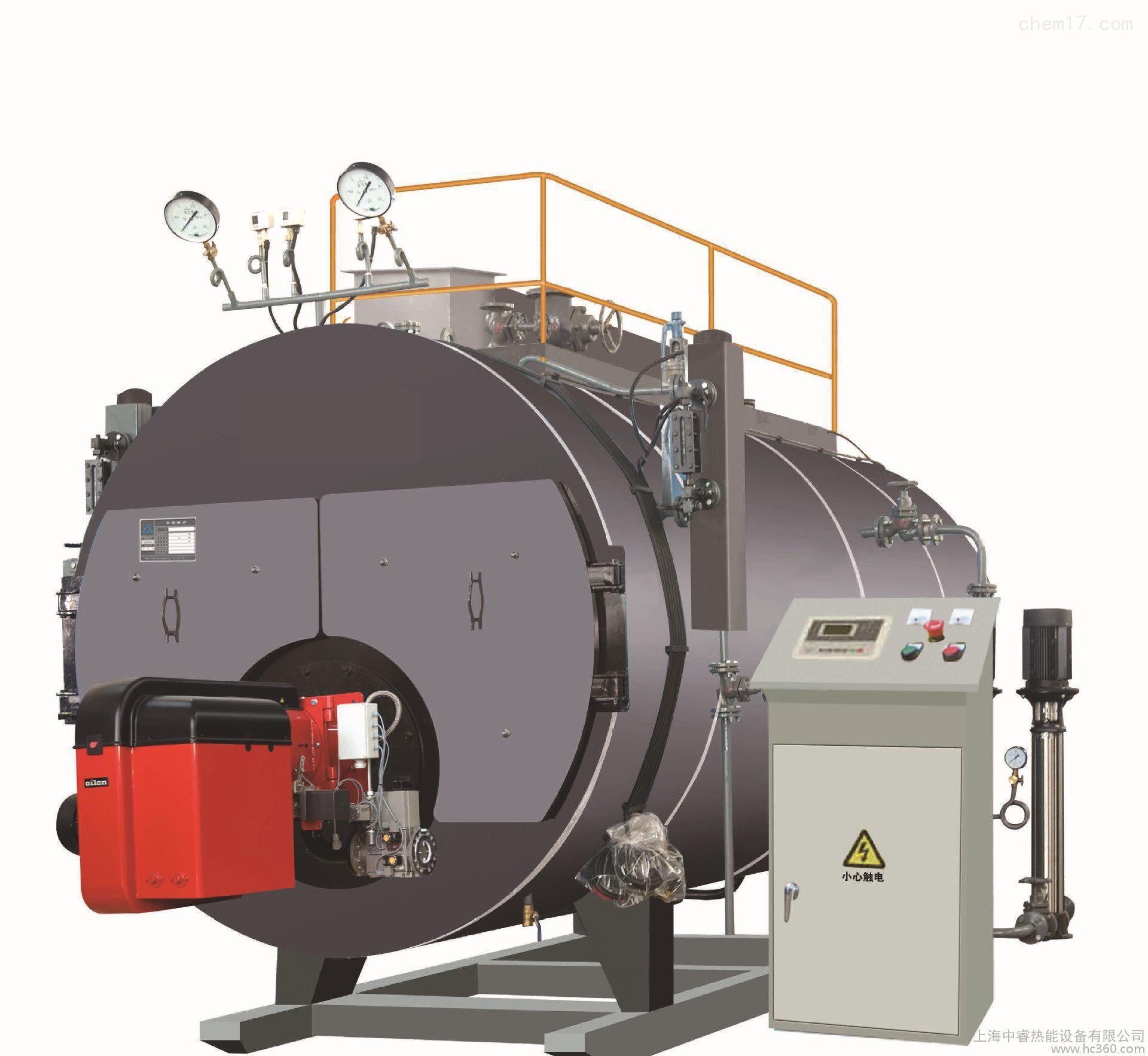 江苏无锡1吨高效环保锅炉1吨蒸汽锅炉1吨燃气锅炉1吨低氮锅炉
