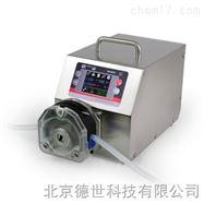 蠕動泵蠕動泵WT600F分配型智能蠕動泵液量分配