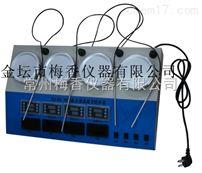HJ-4A四联数显恒温磁力搅拌器供应商