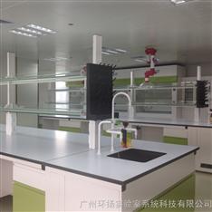疾控中心实验室耐腐蚀实验台带水槽