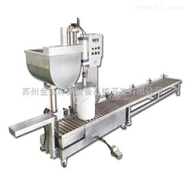 真石漆包装秤自动灌装机V5-100ZY
