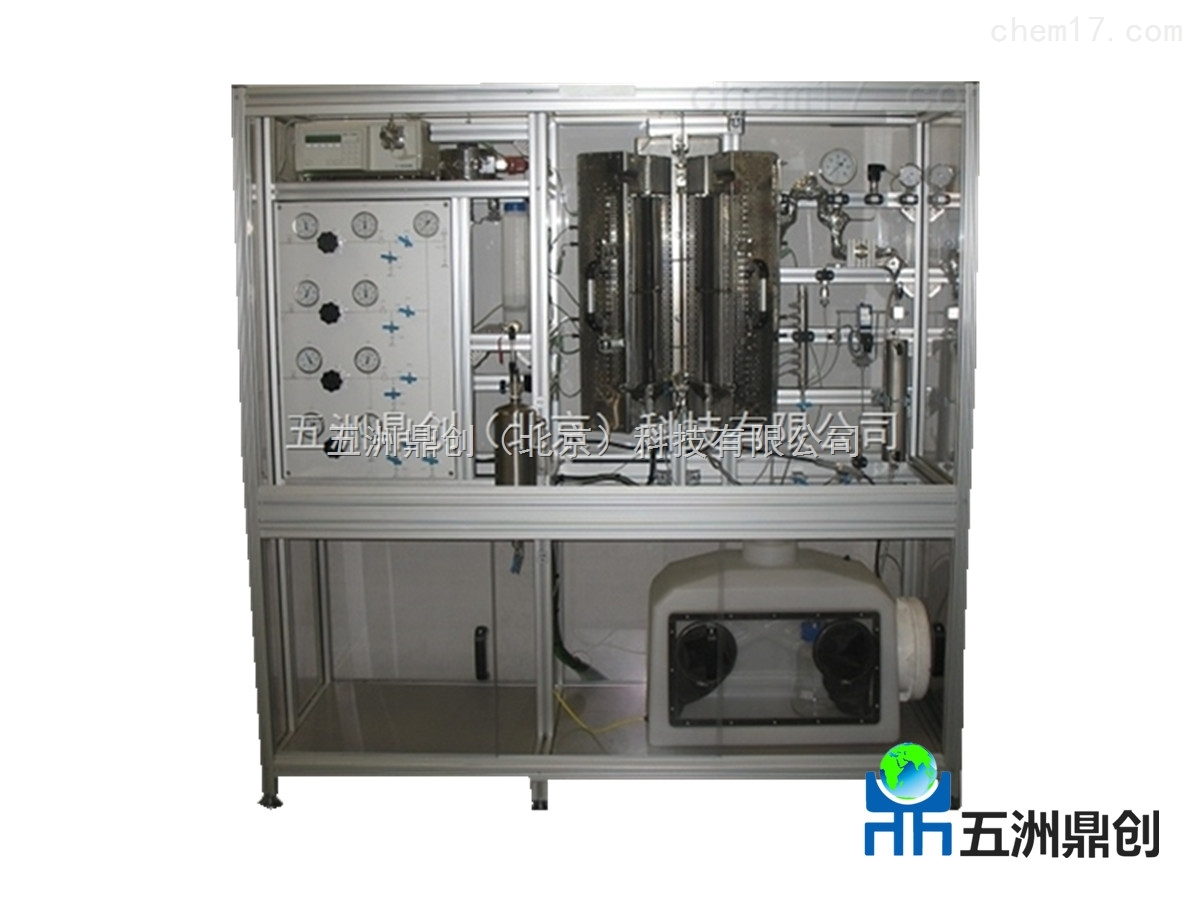 北京鼎创厂家 催化剂评价微反装置非标定制