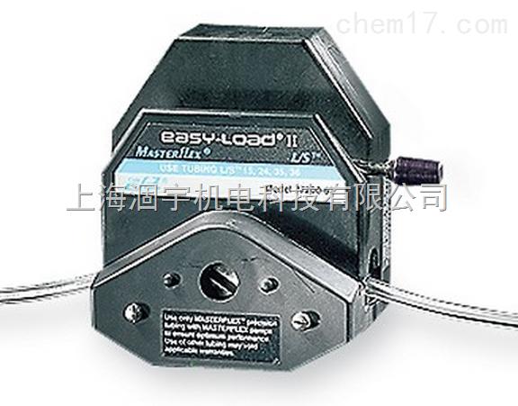 现货销售 Masterflex用于精密管的L/S Easy-Load II 泵头 77200-50