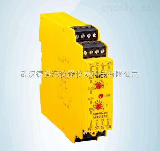 sick西克安全继电器MOC3SA-AAB44D31 类型: MOC3SA-AAB44D31 订货号: 6034246 产品系列: Speed Monitor 产品系列: 安全继电器 可调整的转速极限: 0.1 Hz ... 9.9 Hz 连接类型: 牵引弹簧接线端子 安全技术参数 安全完整性等级 SIL3 (IEC 61508) SILCL3 (EN 62061) 类别 类别 4 (EN ISO 13849) 性能等级 PL e (EN ISO 13849) PFHD(每小时危险失效率) 5,0 x 1