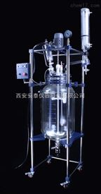 EXS212-20L双层玻璃反应釜