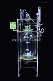 S212-200L防爆双层玻璃反应釜