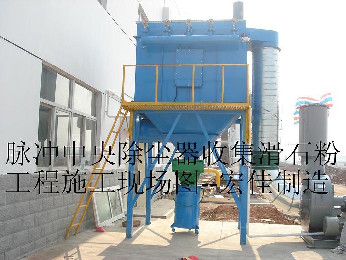 脉冲滤筒式除尘器成为工业除尘器发展新方向