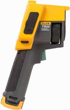 美国福禄克FLUKE TiR32 红外热像仪 建筑系列红外热像仪电气故障、外墙空鼓、保温材料、暖通空调、管道泄漏、能效测评 用于帮助判断建筑物中掩藏的问题