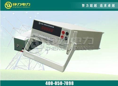 携带方便数显直流电阻电桥厂家直销