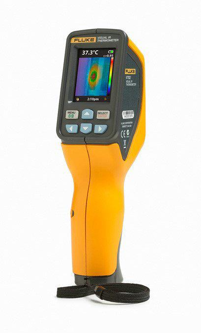 福禄克FLUKE VT02可视红外测温仪 点温仪 可视红外热像仪