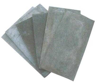 > 石棉板