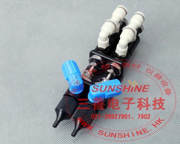 led灯条灌胶机图片