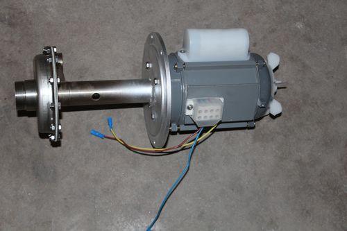 循環水式多用真空泵電機