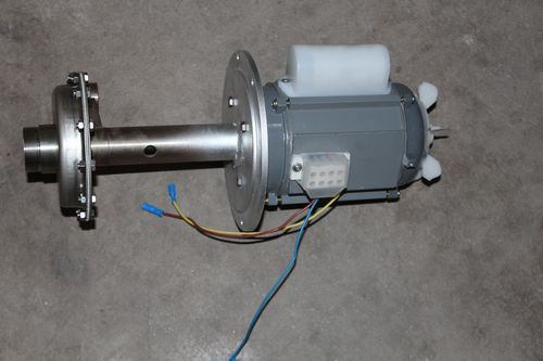 循环水式多用真空泵电机