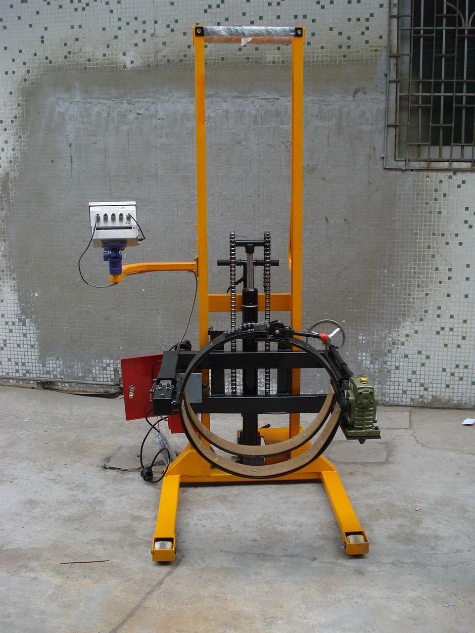 dcs-xc-l油桶搬运车电子秤