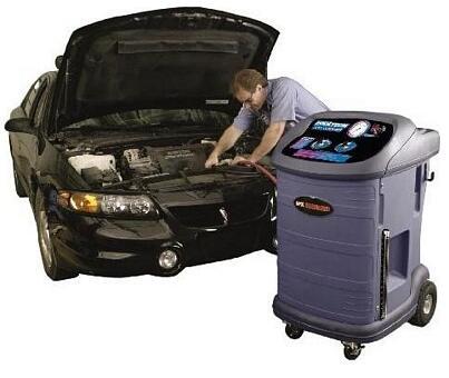 博世Robinair75700冷却液更换机