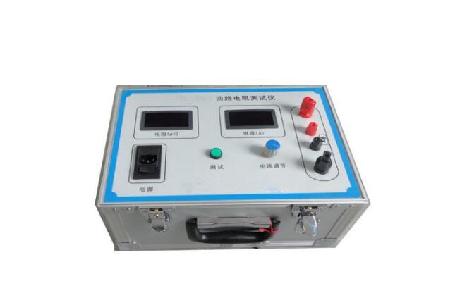 jhhl-200a回路电阻测试仪