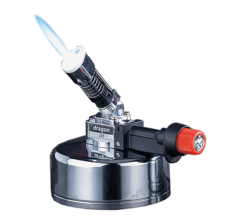 【洛科仪器】Dragon 220 电子点火本生灯